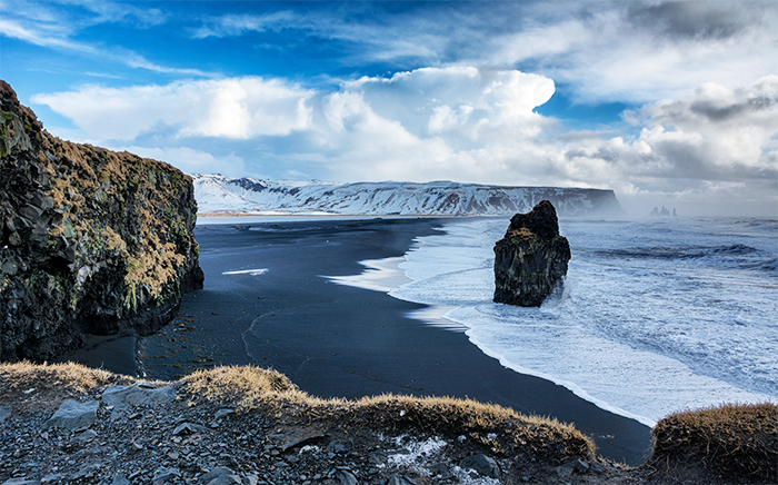 Plage de Reynisfjara, Islande - Top 10 des plus belles plages d'Europe