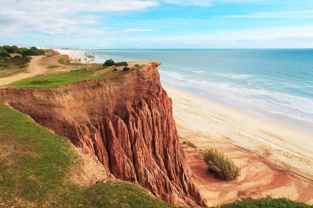 Plage de Falesia, Portugal - Top 10 des plus belles plages d'Europe