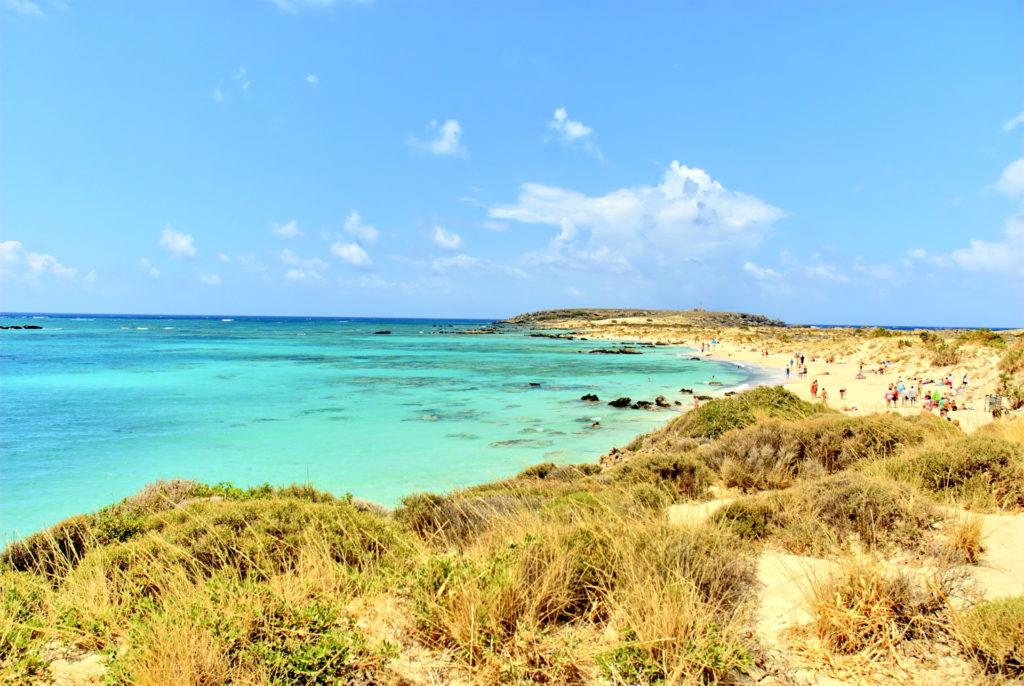 Plage d'Elafonisi, Crète - Top 10 des plus belles plages d'Europe