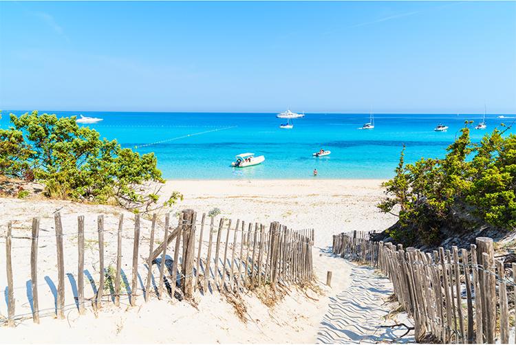 Plage de Saleccia, Corse - Top 10 des plus belles plages d'Europe