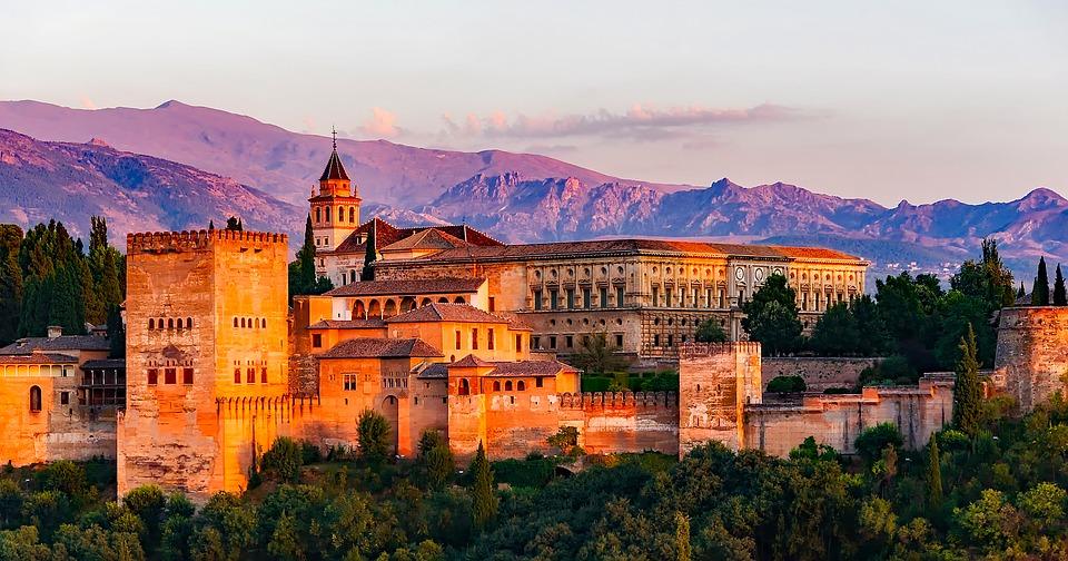 villes d'andalousie à visiter