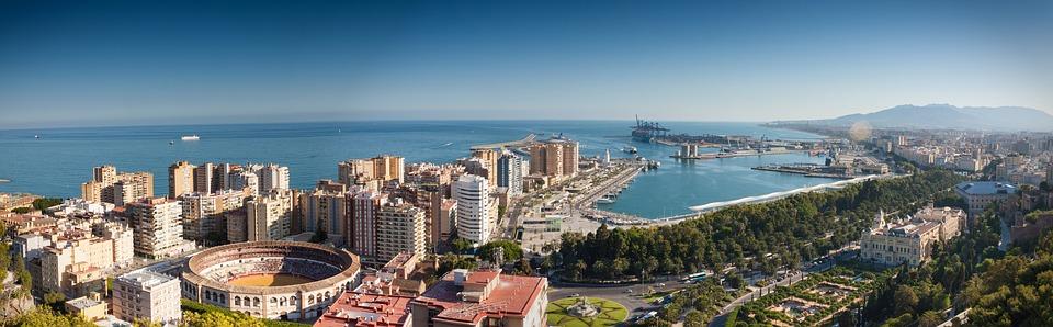 villes d'andalousie