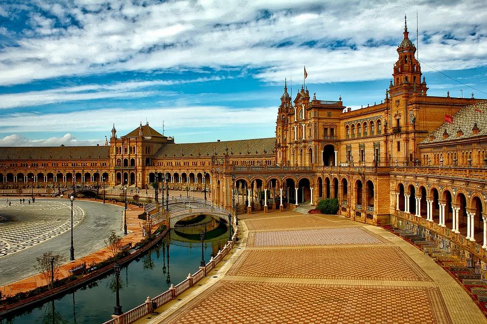 séville, plus belle ville d'andalousie