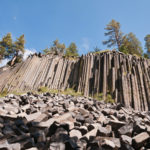 Devils Postpile National Monument mammoth lakes ouest etats-unis travel for you