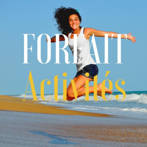 Forfait Activité Travel for You