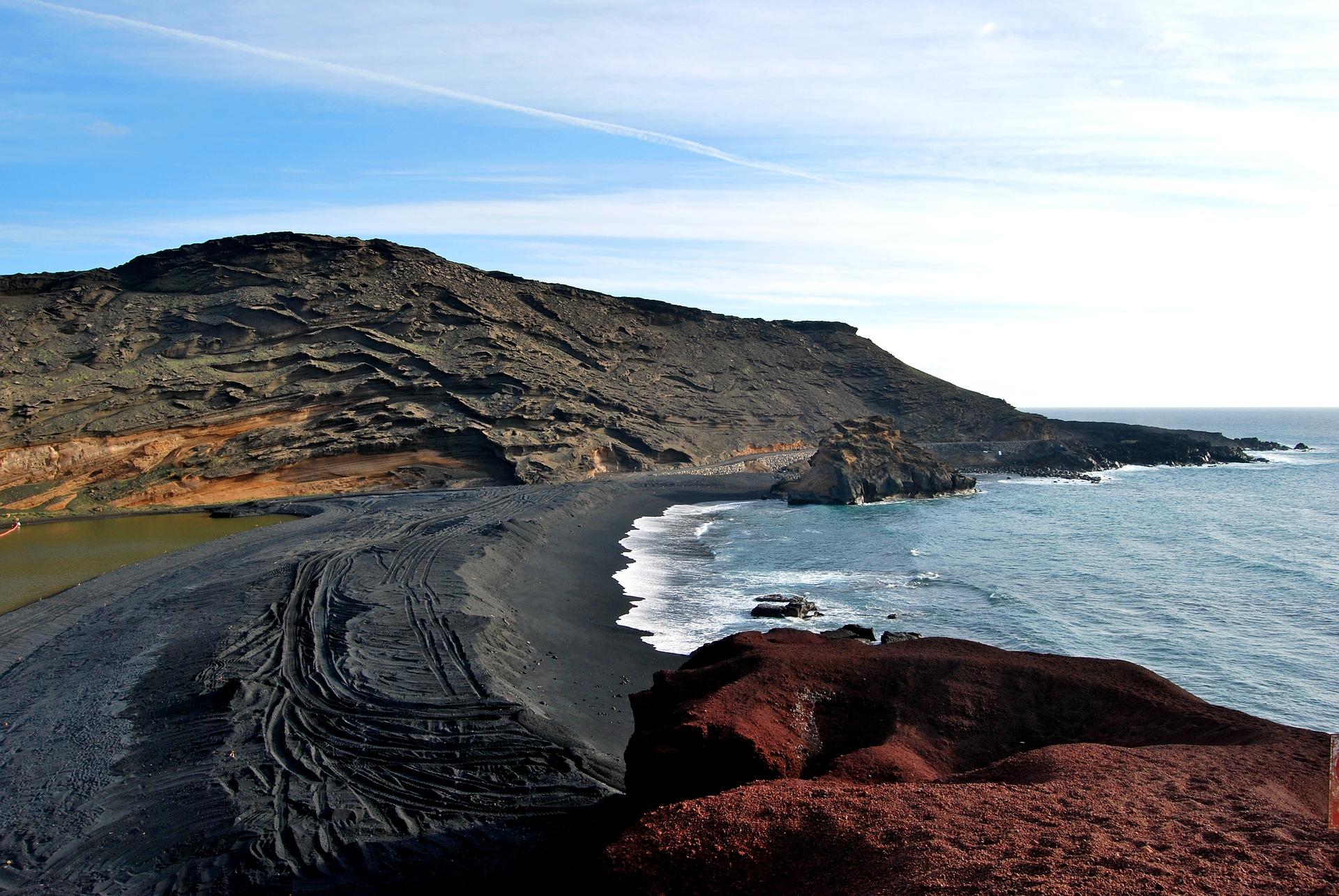 Tenerife ou Lanzarote : Charco Verde