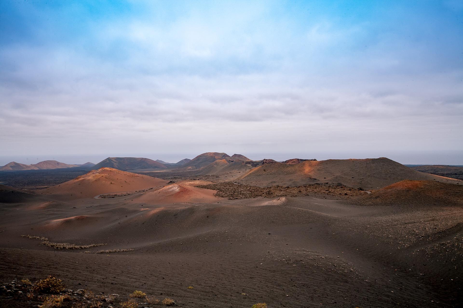 Tenerife ou Lanzarote - Parc National de Timanfaya