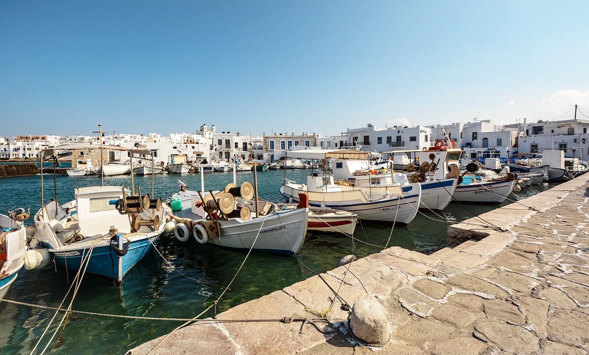 Visiter les cyclades en 10 jours - Coach Voyage