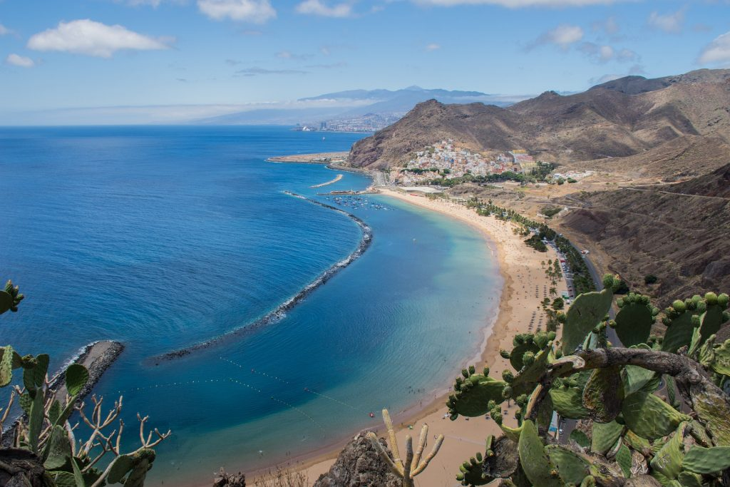 Tenerife ou Lanzarote - Santa Cruz de Tenerife - destinations à visiter en Europe cet hiver