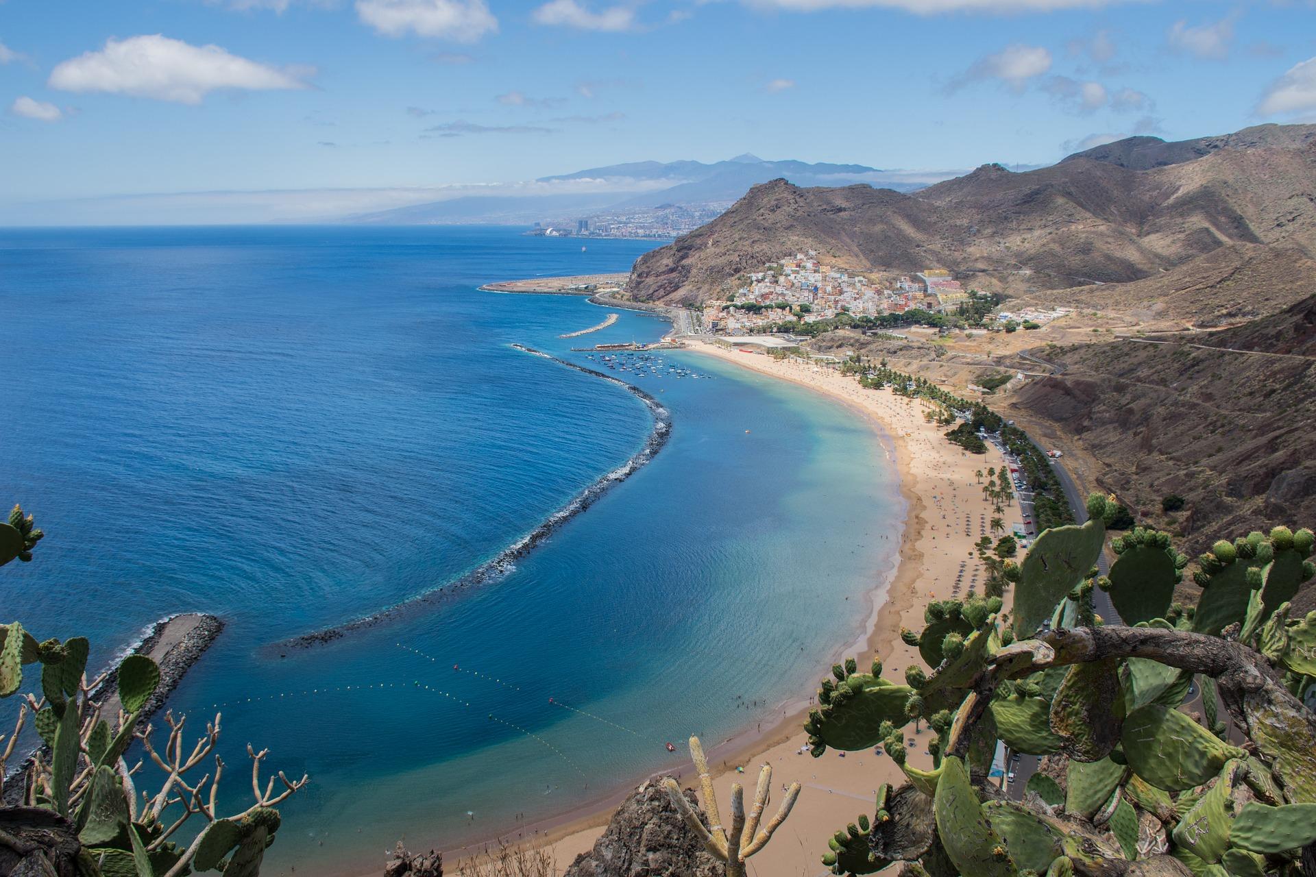 Tenerife ou Lanzarote - Santa Cruz de Tenerife