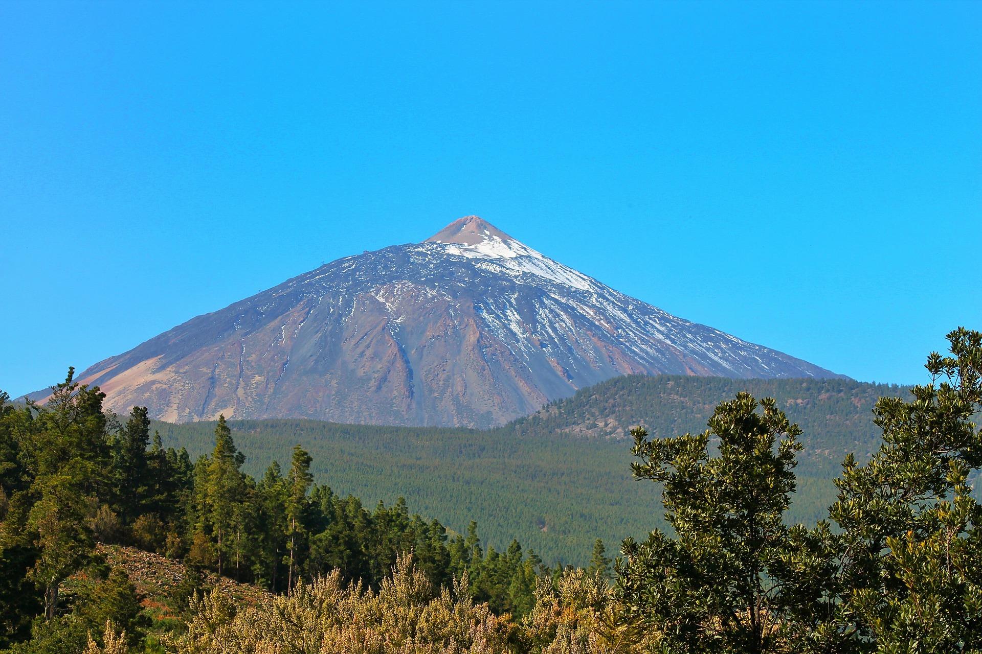 Tenerife ou Lanzarote, Volcan El Teide