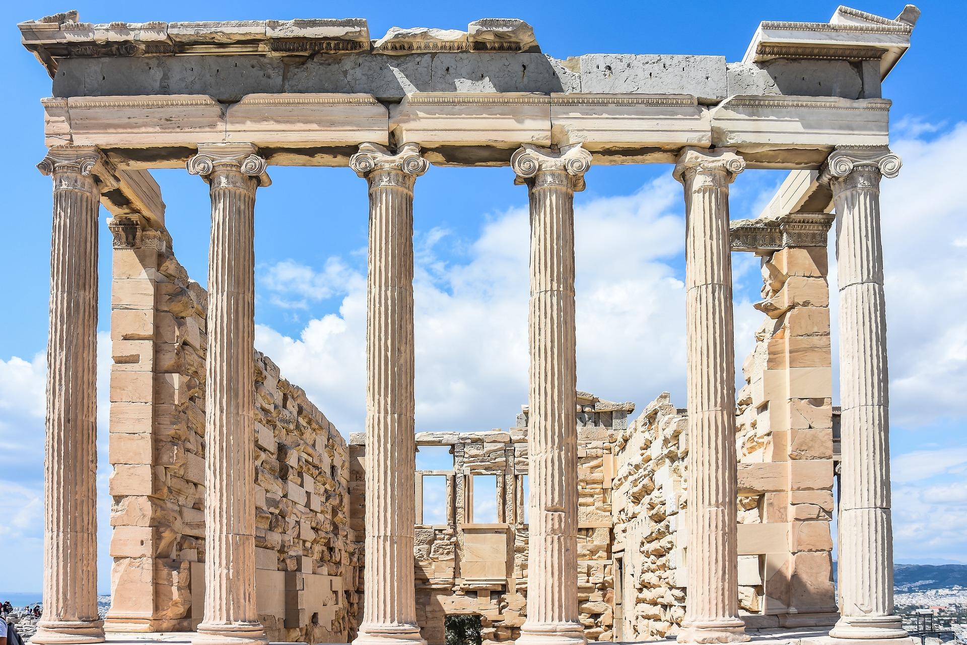 Parthénon, Acropole - Circuit en Grèce continentale