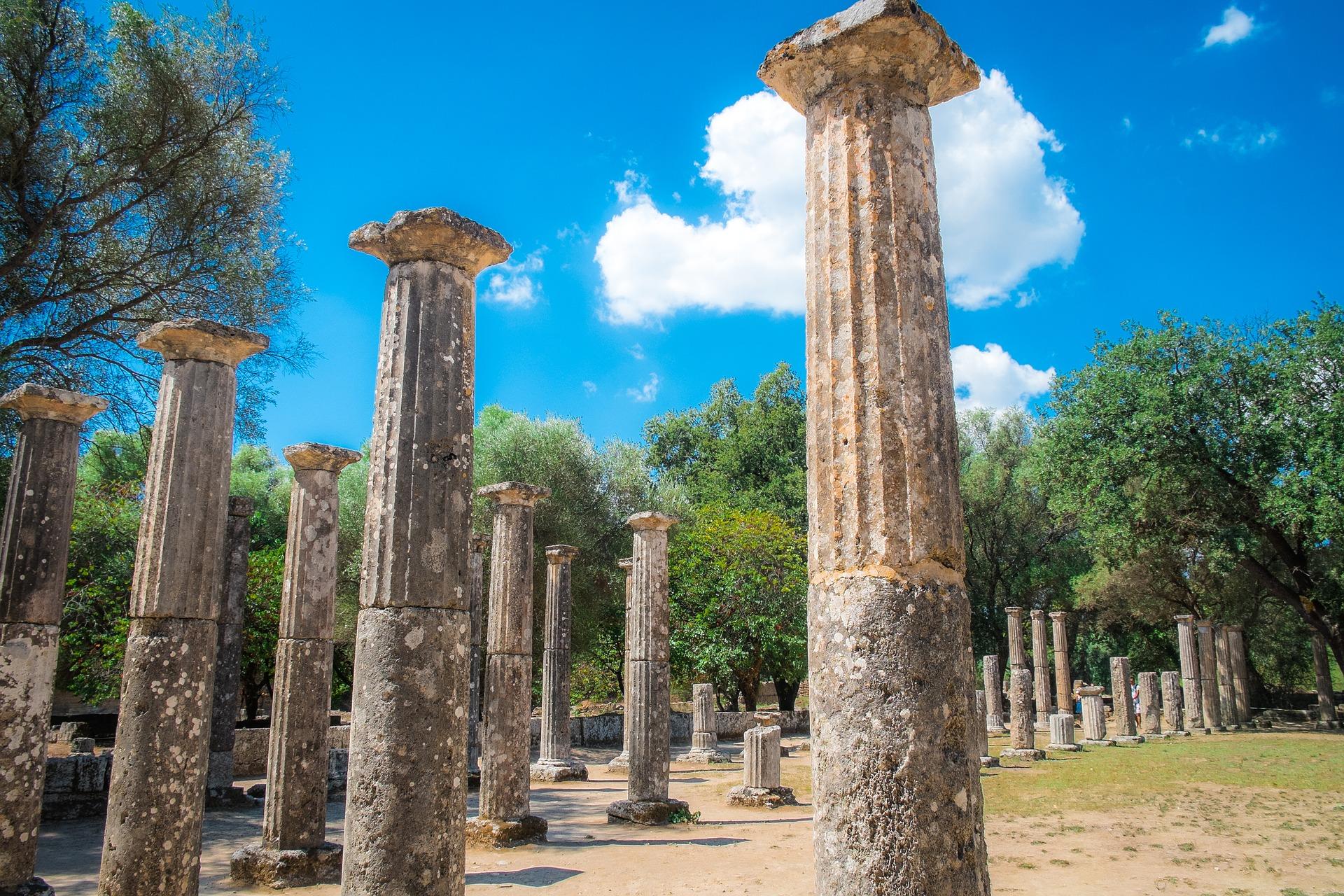 Les ruines de la grèce antique - Circuit en Grèce continentale