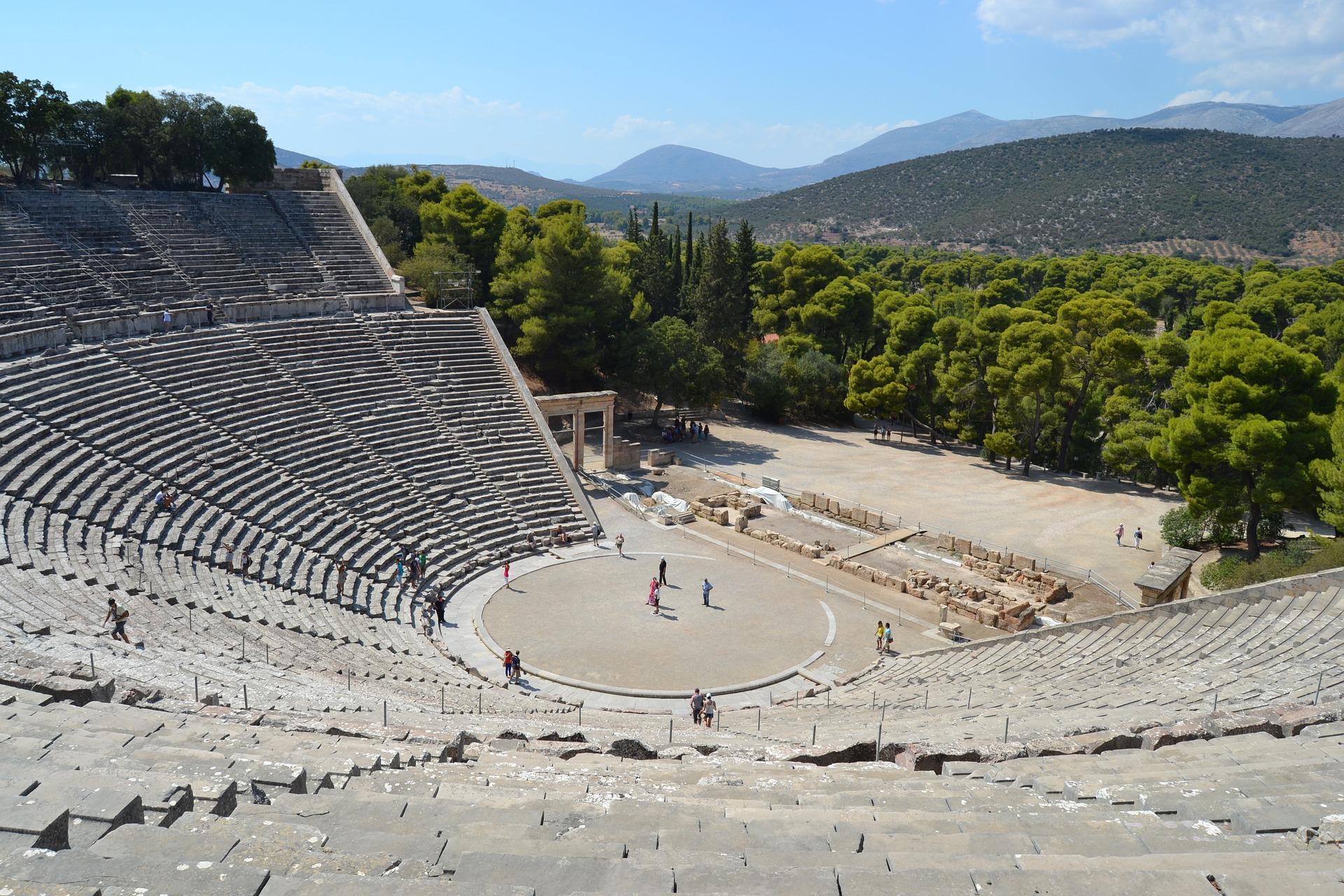 Epidaure - Circuit en Grèce continentale