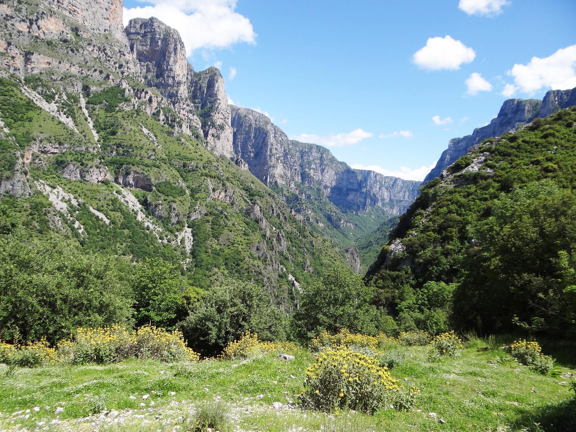 Gorges de Vikos - Circuit en Grèce continentale