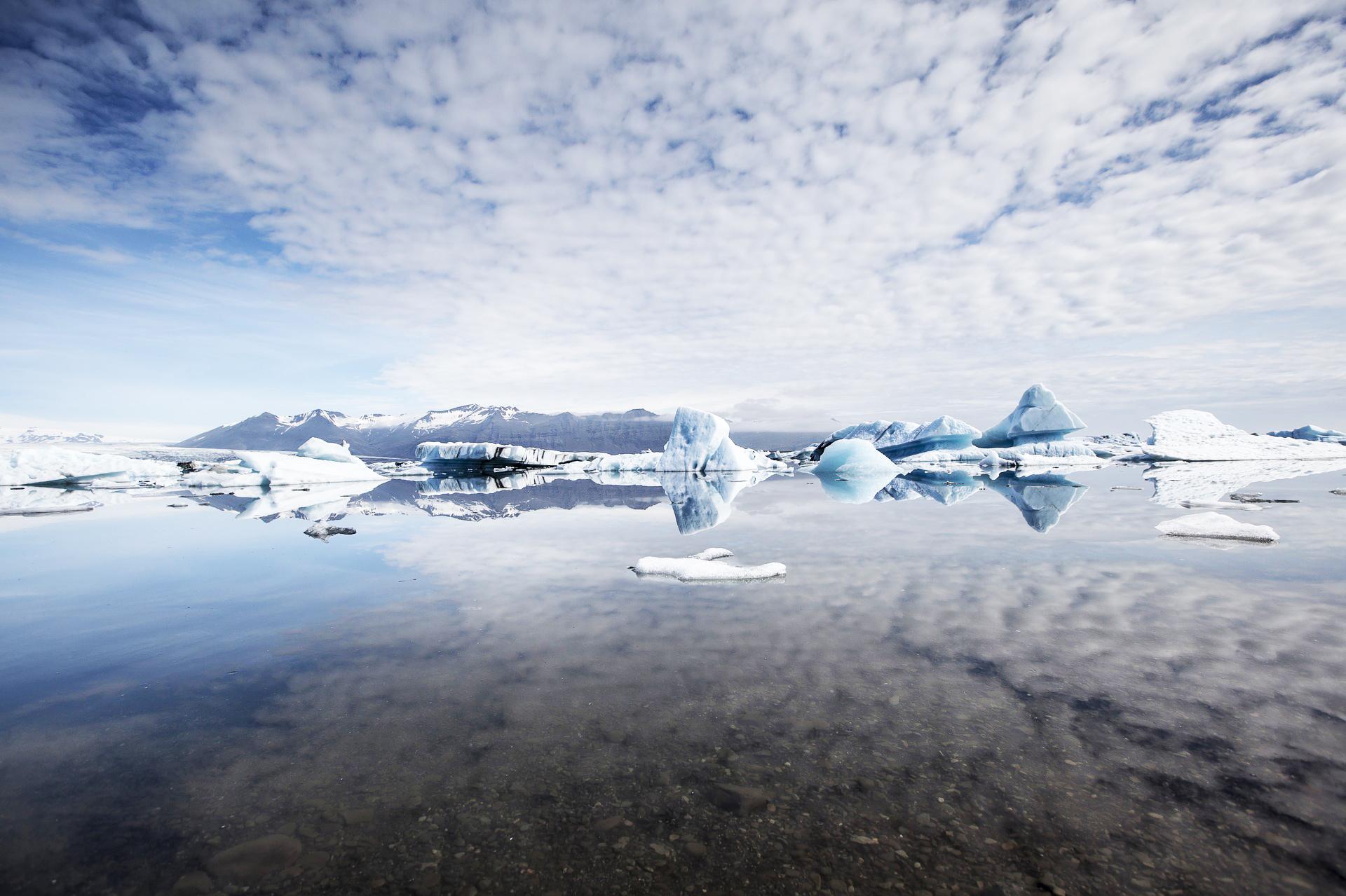 Glacier de Jokulsarlon - Voyage Islande en mai