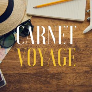 Création d'un carnet de voyage sur-mesure - Travel Planner