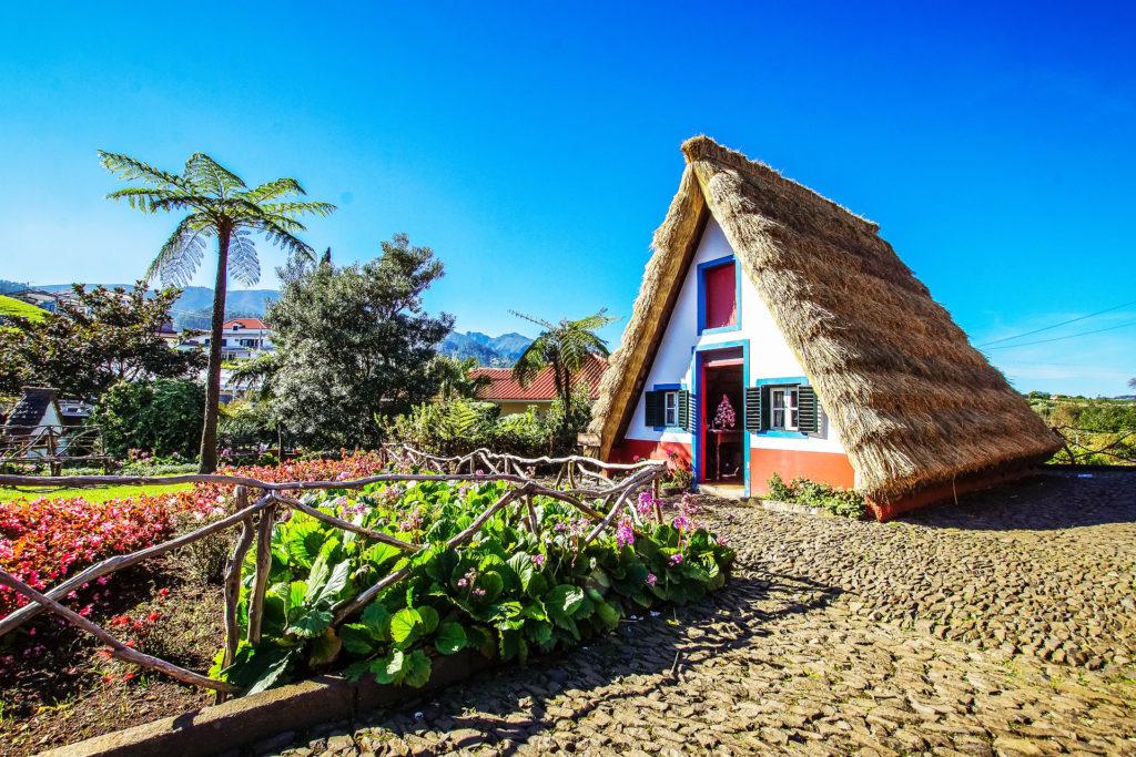 Açores ou Madère - Village Santana à Madère
