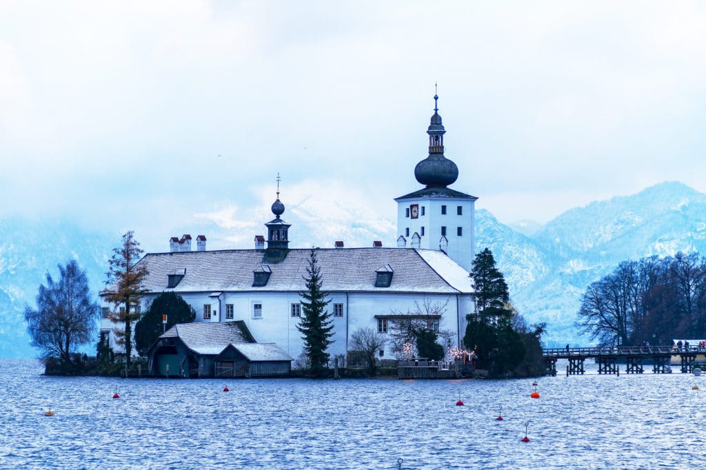 top 7 destinations europe pour l'hiver