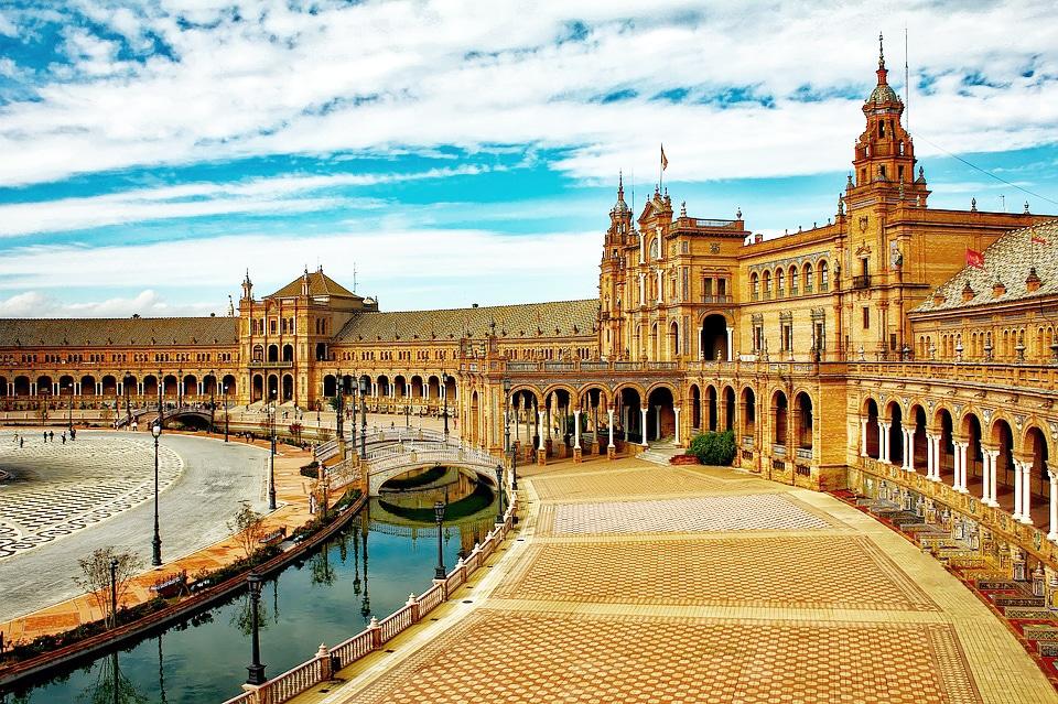 7 destinations à visiter en Europe cet hiver : andalousie, séville