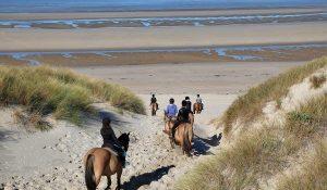 Où partir en week-end dans le Nord de la France - Faire du cheval au Touquet