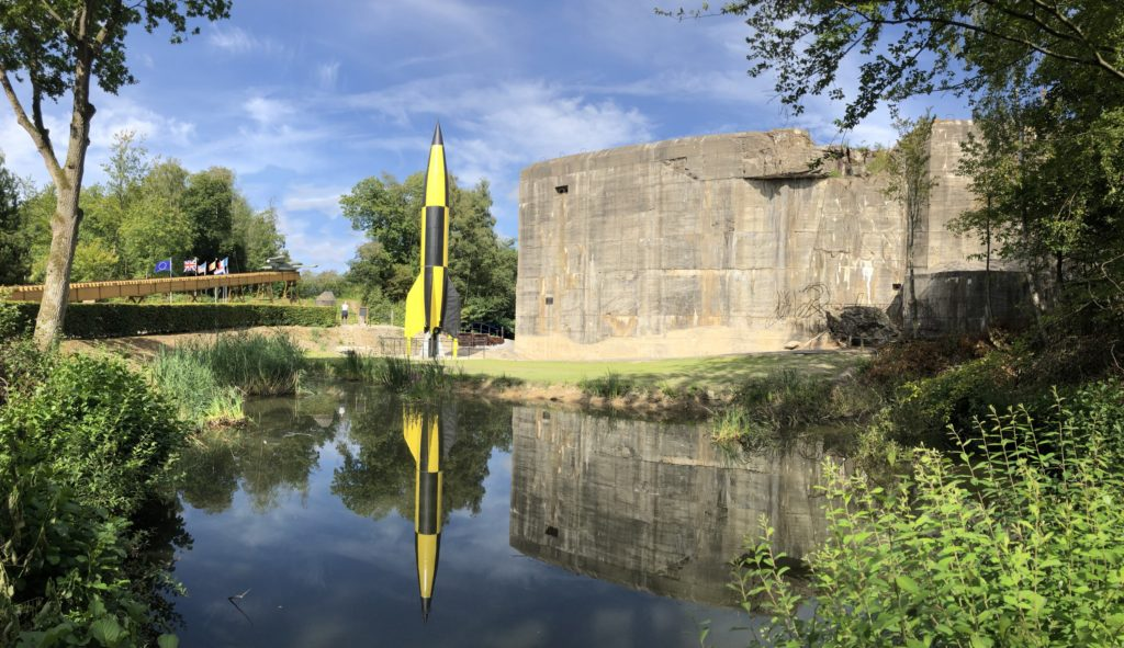 Où partir en week-end dans le Nord de la France - Blockhaus d'Eperlecques