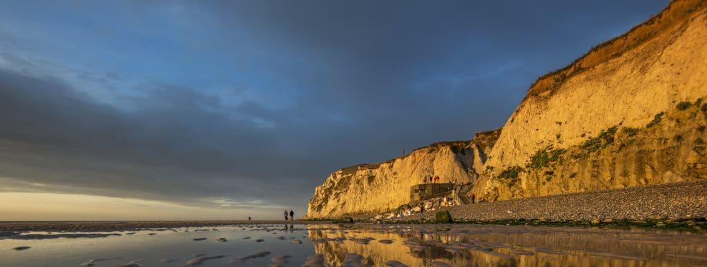 Où partir en week-end dans le Nord de la France - Cap Gris Nez et Cap Blanc Nez