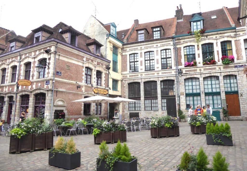 Où partir en week-end dans le Nord de la France - Place aux oignons à Lille