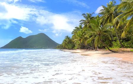 Plage Martinique