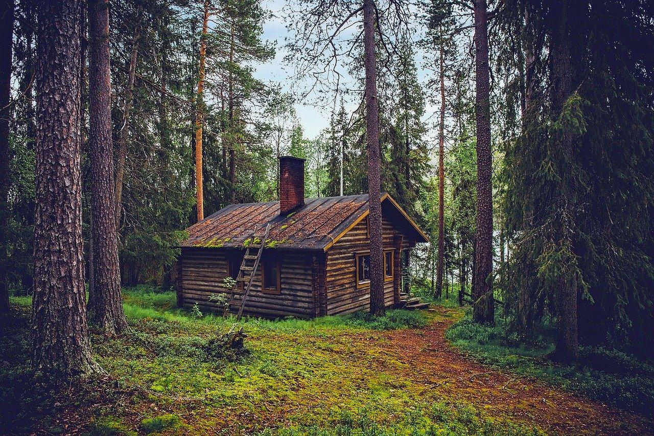laponie finlandaise en été