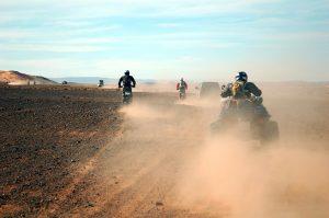 quad dans le desert week-end à marrakech